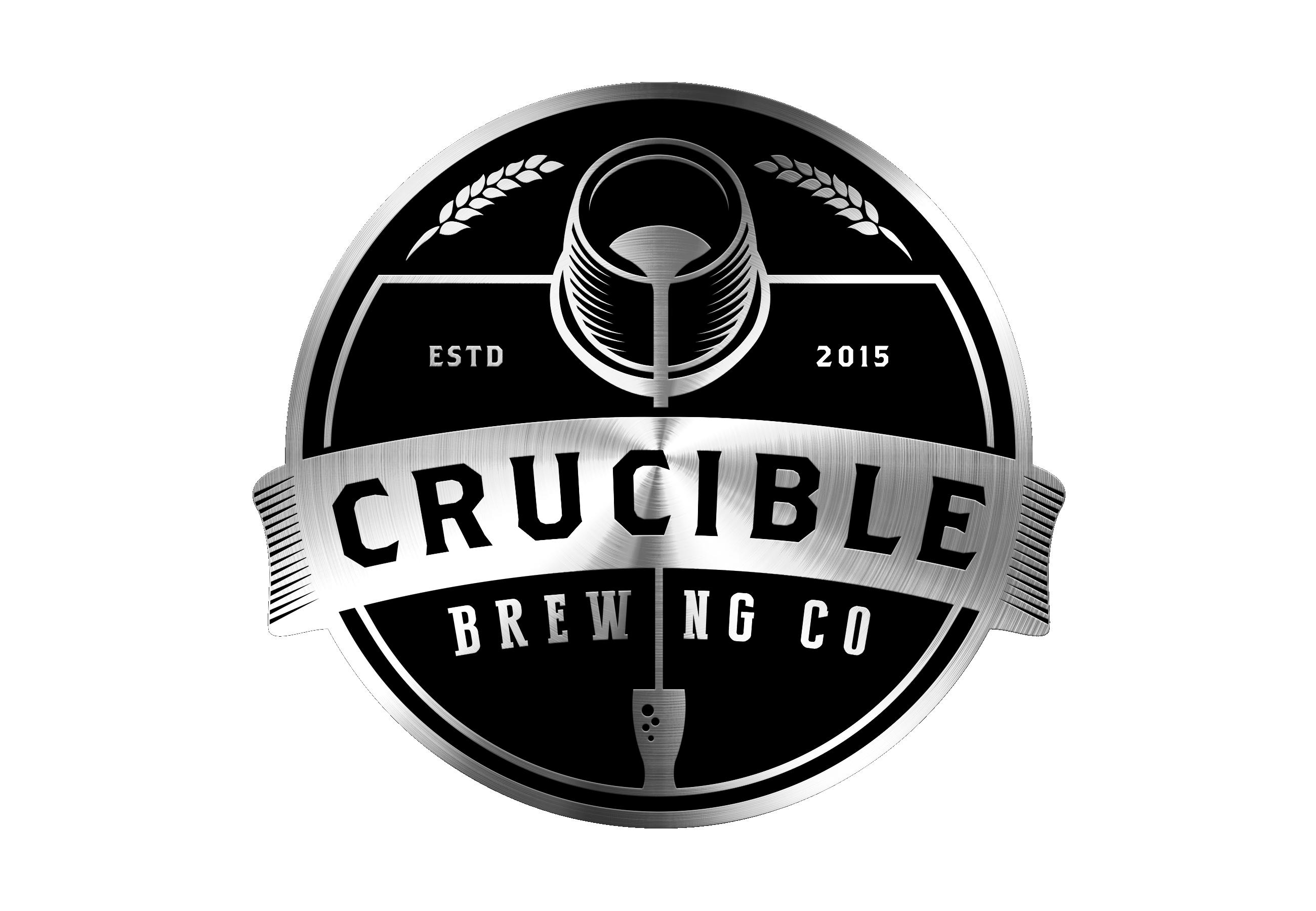 crucible brewing logo